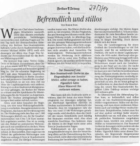 Der bisher Beste Kommentar zuir Gothe-entlassung: Ulrich Paul in der Berliner Zeitung (27.03.2014)